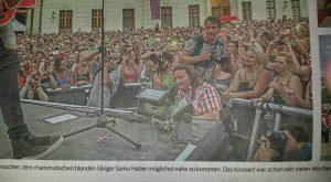 Bericht vom Sunrise Avenue Konzert in Ludwigsburg